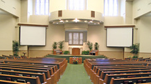 Audio, Visual & Lighting Solutions for Churches
