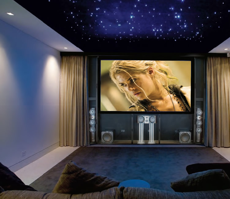 Home Theater Audio Distribution